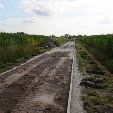 Schwärzehörner Straße aufgrund Bauarbeiten gesperrt