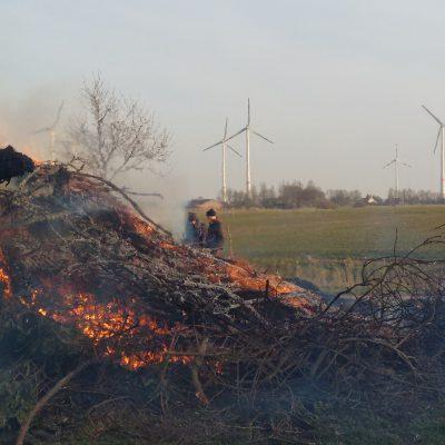 Feuer und Wind