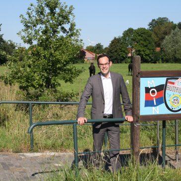 Henning Bernau bleibt Buttforde und der Region auch weiterhin erhalten