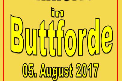 Sommerfest in Buttforde am 5. August