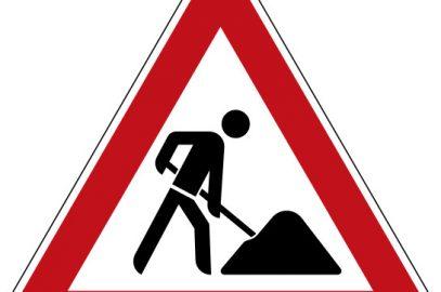 Update: Bauarbeiten/ Straßensperrungen