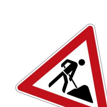 Keine Straßensanierung in der kommenden Woche