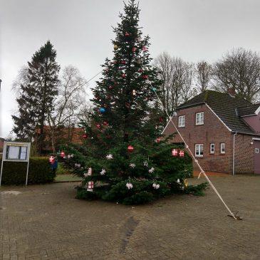 Buttforde.de wünscht schöne Weihnachten