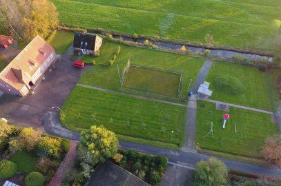 Luftbild Soccerplatz