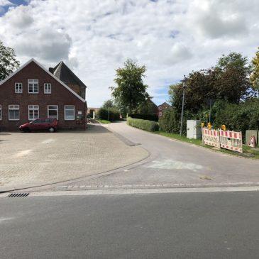 Straßensanierung Neudorfer Weg