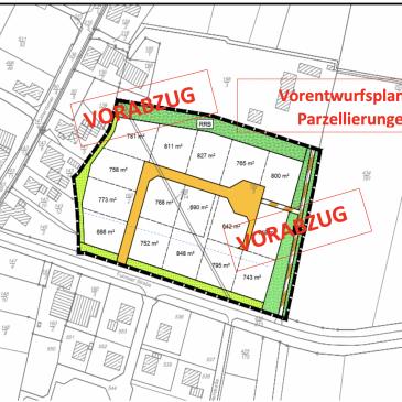 Neue Informationen zum Neubaugebiet Buttforde